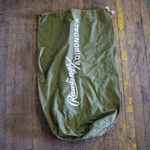 Green Rawlings Adirondack Drawstring Sack