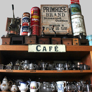 cafe assortment
