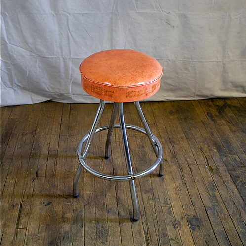 Salmon Bar Stool