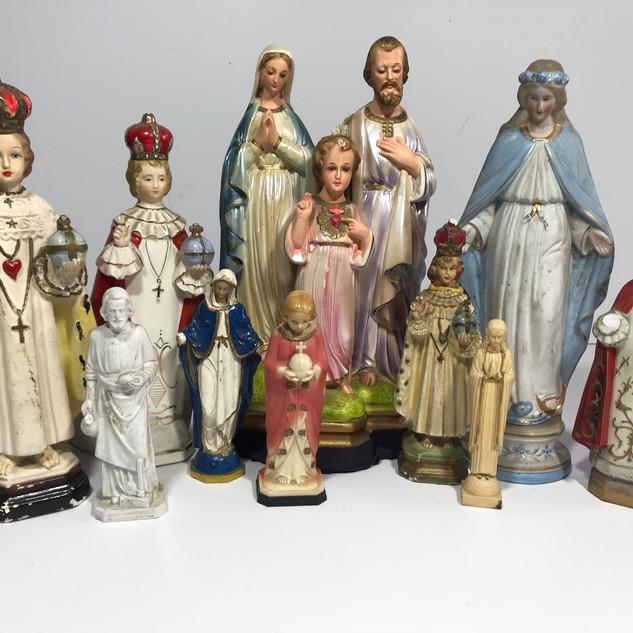 Religious statuary
