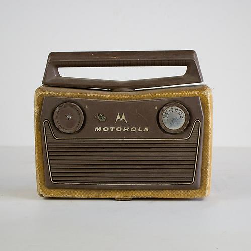 Motorola Portable Radio 1950s