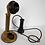 Thumbnail: Brass Candlestick Telephone 1900s
