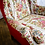 Thumbnail: Red Floral Armchair