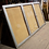 Thumbnail: 8ft Enclosed Bulletin Board w/ Three Doors