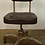 Thumbnail: Old Brown Office Swivel Chair