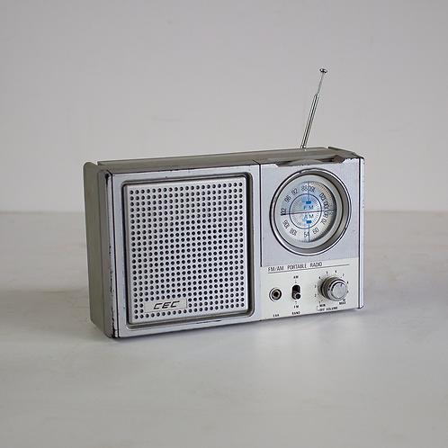 Mini CEC Portable Radio