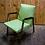 Thumbnail: Mint Green Salon Chair