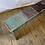 Thumbnail: Rustic 6ft Green Blue Wood Bench