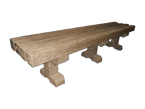 Composite Outdoor Bench
