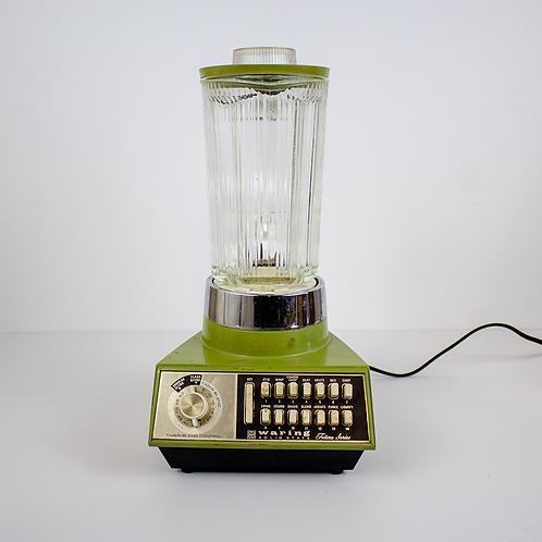 Green 1960s Blender