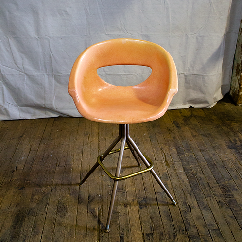 Joal Fiberglass Shell Chairs