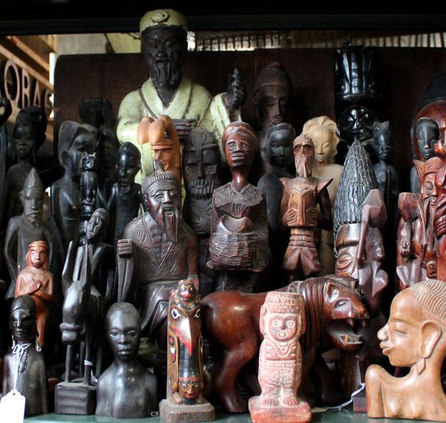 African statuary
