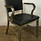 Thumbnail: Black Office Chair With Arms Steelcase