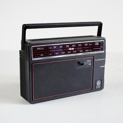 GE Portable Radio