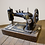 """Thumbnail: Black Singer Sewing Machine """" Our Special"""""""