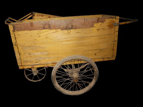 Yellow Cart