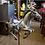 Thumbnail: Silver Carousel Horse