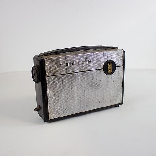 Zenith Portable Radio