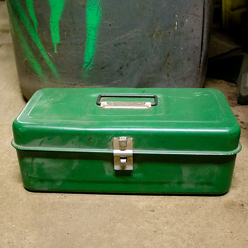 Green Tool Case