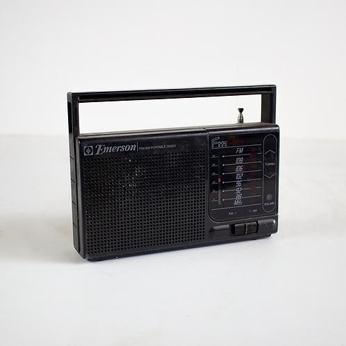 Emerson Portable Radio