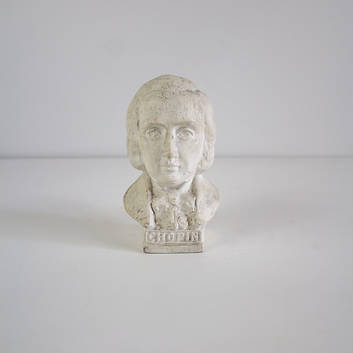 Chopin Mini Bust Statue