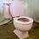Thumbnail: Light Pink Toilet Fixture