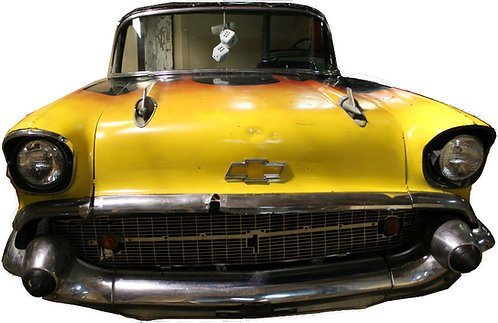 '57 Chevy Car Front