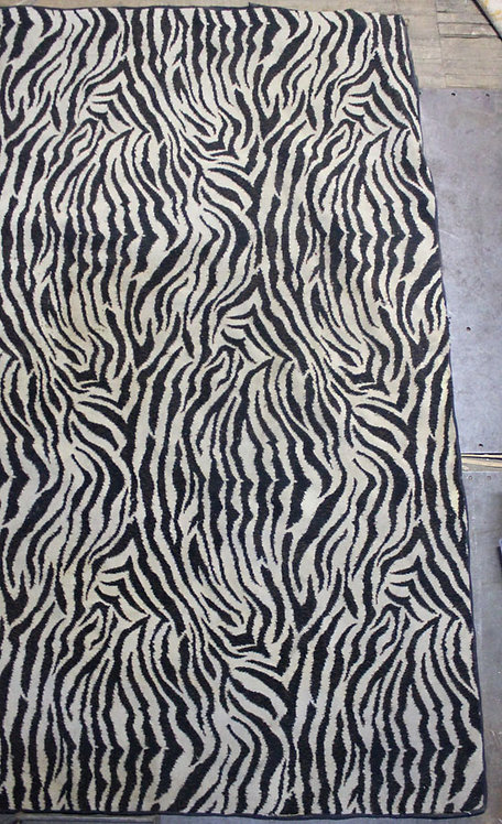 #22 Zebra Rug