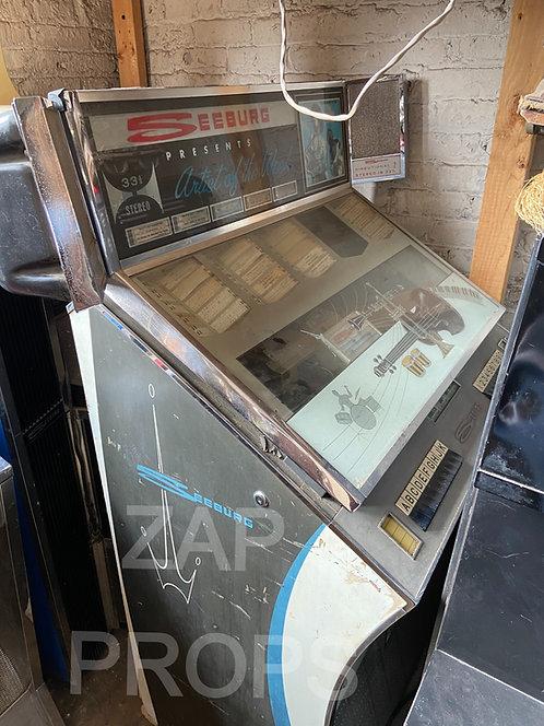 Seeburg DS160 Jukebox