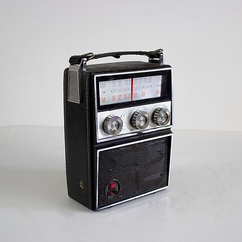 Portable Camp Radio