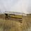 Thumbnail: Rustic Wood Bench