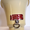 Thumbnail: Red and Cream Megaphone