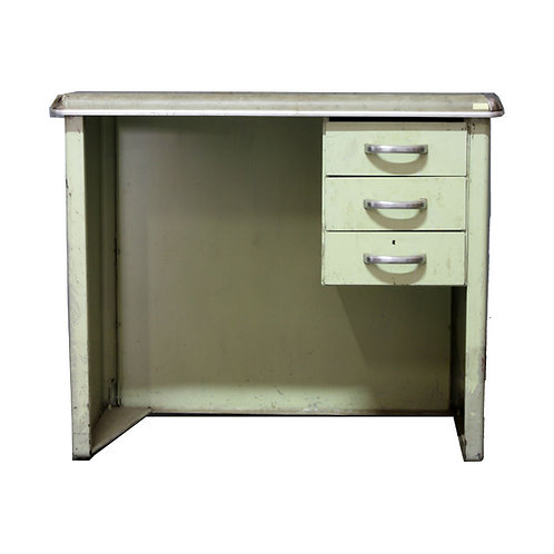 Small Steel Tanker Desk