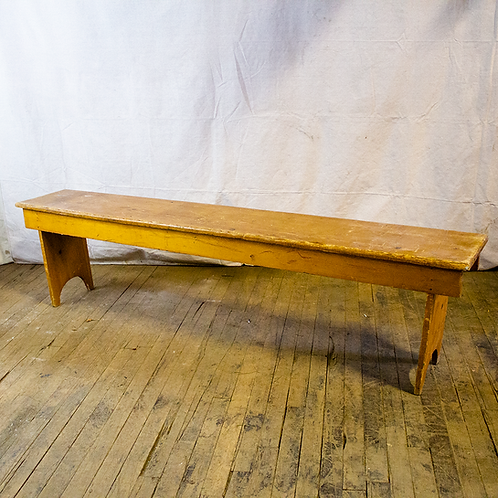 Plain 6ft Wood Bench