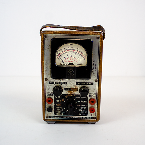 Precision Apparatus Co. Volt-OHM Meter