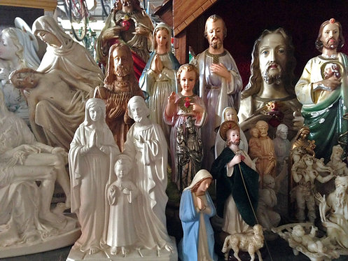 Religious Christian Statues