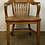 Thumbnail: Wooden Bank Of England Office Chair
