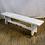 Thumbnail: White Wooden Bench