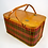 Thumbnail: Plaid Picnic Basket