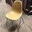 Thumbnail: Cream Interlocking Fiberglass Chairs