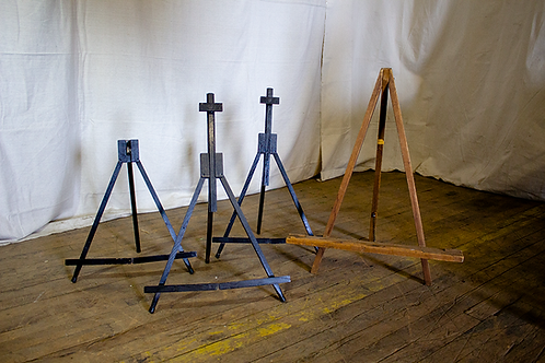 Small A-Frame Tabletop Easels