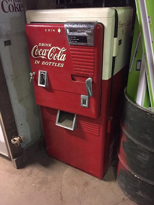 Coca Cola Red Vending Machine