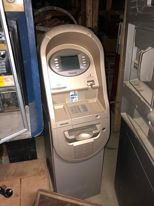 Gold ATM Machine
