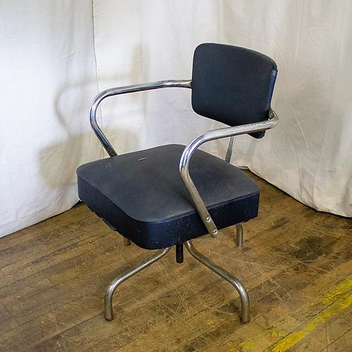 Black Salon Style Chair