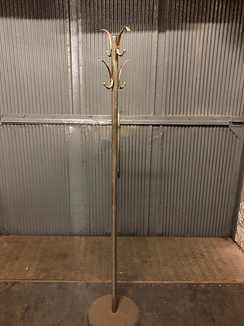 Tarnished Coat Rack