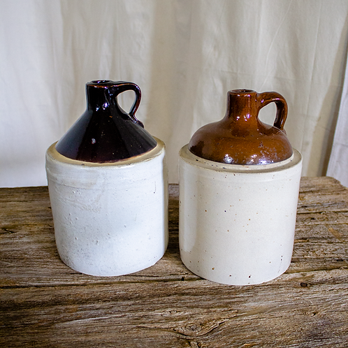 Western Stoneware Ceramic Jugs