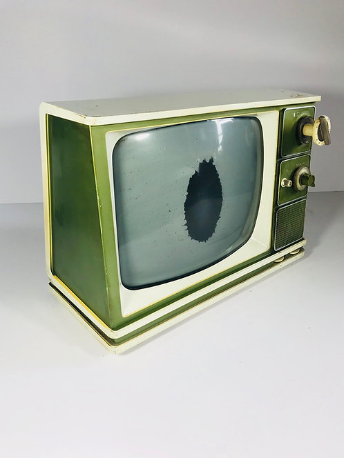 Zenith Tube Television Set