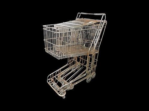 Vintage Shopping Carts
