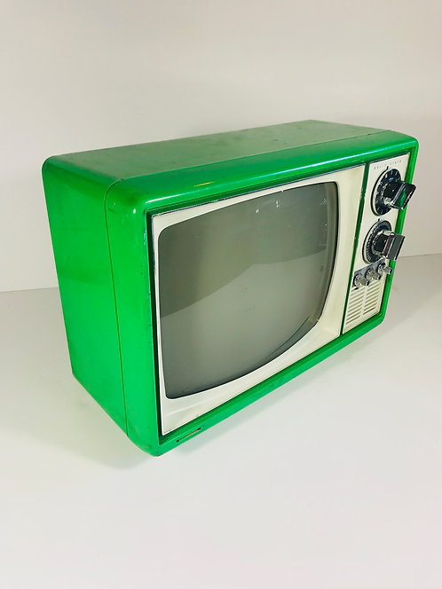 """Solid State"" Tube Television Set"