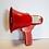 Thumbnail: Red Megaphone